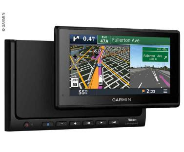 Infotainment u. Navigationssystem RV-BBT602 - Art.-nr. 81508