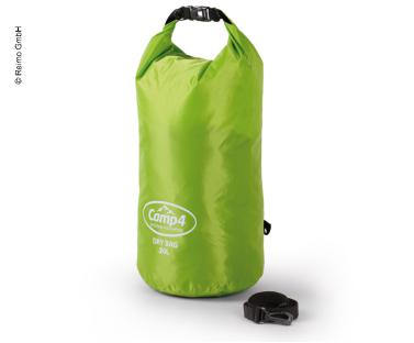 Dry Pack 20 Liter, lime,210T Nylon - Art.-nr. 924942