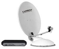 Carbest satellit antenner